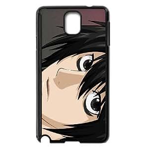 samsung_galaxy_note3 phone case Black Death Note TTD3748856