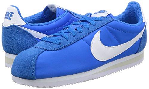 Zapatillas Nike Cortez Blanco Adulto De Nylon Eu Photo Unisex blanco Classic Deporte 42 CqICa