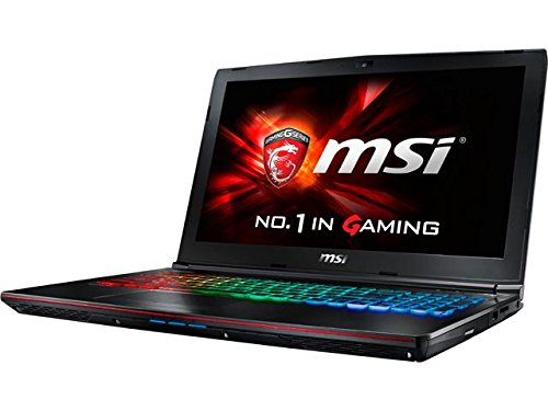 MSI 15.6'' GE62VR Apache Pro-024 Intel Core i7 6700HQ (2.60 GHz) NVIDIA GeForce GTX 1060 12 GB...