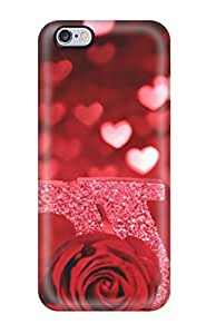Top Quality Rugged Pretty Love Case Cover For Iphone 6 Plus