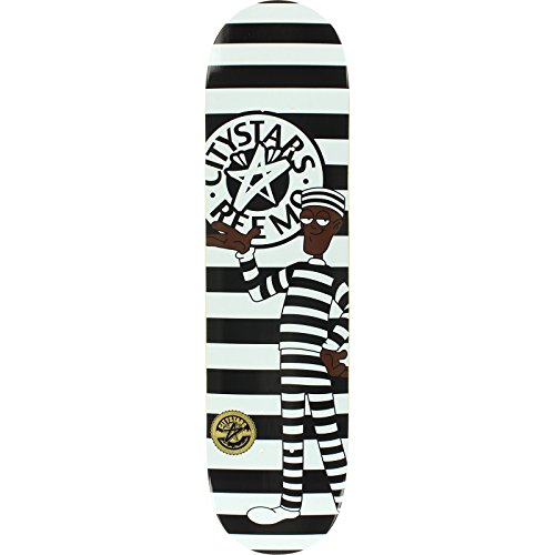 City Stars Kareem Campbell Reemo Waldo Skateboard Deck 825 X 32