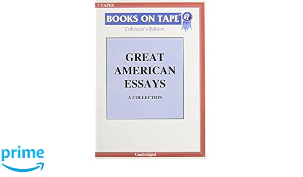 great american essays collection com books
