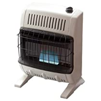 Mr. Heater HSVFB10LP / F155582 HeatStar Blue Flame Heater - 10000 BTU Propane
