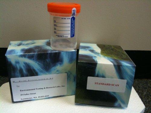 ETRs Water Test Kit everything