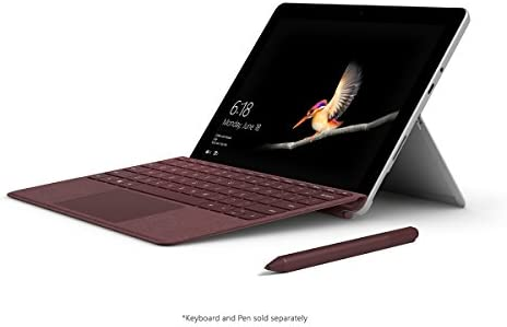Amazon Com Microsoft Surface Go Intel Pentium Gold 8gb Ram 128gb Mcz 00001 Computers Accessories