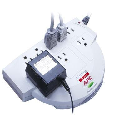 American Power Conversion-APC - NET8-8 Outlet 480J Network Surge by -