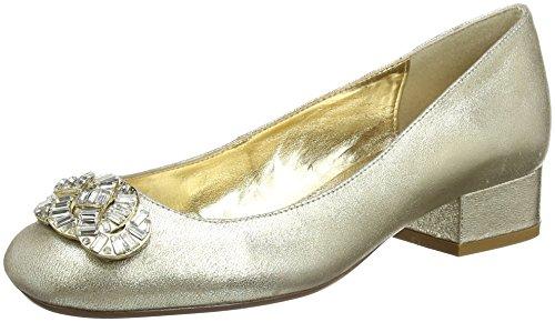Dune Beebie, Tacones Cerrados para Mujer Dorado (Gold)