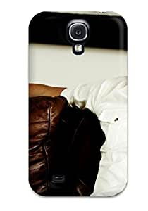 Rugged Skin Case Cover For Galaxy S4- Eco-friendly Packaging(zac Efron)