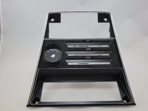 Amazon com: Datsun 240Z Series 1 and 2 Heater Control Panel