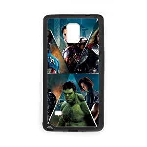 The Avengers FG0070873 Phone Back Case Customized Art Print Design Hard Shell Protection Samsung galaxy note 4 N9100