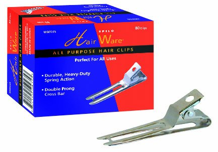 HAIR WARE All Purpose Clips HW035