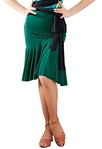 CHAGME - Jupe - Kilt - Femme Vert