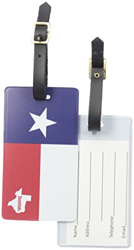 Graphics More Luggage Suitcase Tags Flag