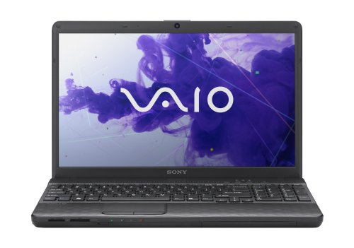 (Sony VAIO VPCEH37FX/B 15.5-Inch Laptop (Black))