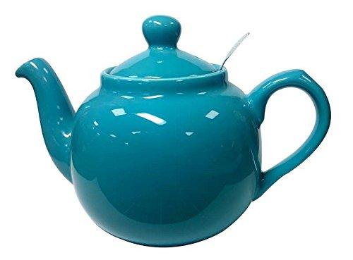 globe teapot - 7