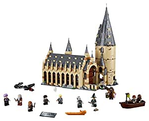 LEGO Harry Potter Hogwarts Great Hall 7595401 (Deluxe Pack - Include Accessories)