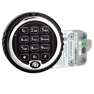 Sargent & Greenleaf Titan PivotBolt Electronic Safe Lock from Sargent and Greenleaf