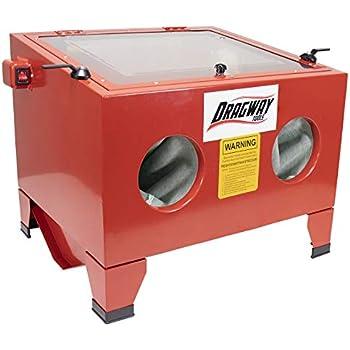 Dragway Tools Model 25 Bench Top Sandblasting Sandblast