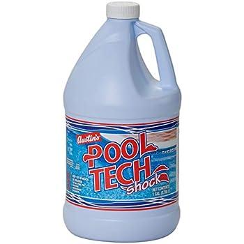 Amazon Com 000176 Pool Tech Shock Gal 12 5 Swimming