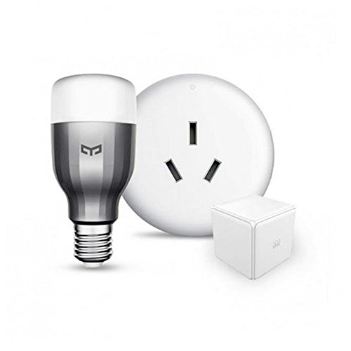 Xiaomi Aqara Smart Home Devices Kit Smart Yeelight Controling Cubes Air Conditioner Companion Intelligent timing and reservation