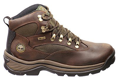 Timberland Gore Boots Tex (Timberland Mens Chocorua Trail Mid Brown-Green Boots)