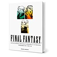 Final Fantasy : Encyclopédie Officielle Memorial Ultimania - Épisodes VII.VIII.IX