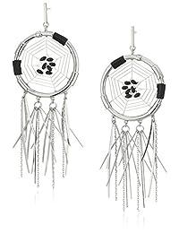 Rebecca Minkoff Large Dream Catcher Drop Earrings