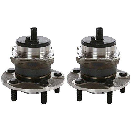 Prime Choice Auto Parts HB612413PR Rear Hub Bearing Assembly Pair