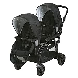 Graco Modes Duo Double Stroller   27 Riding Options for 2 Kids, Balancing Act