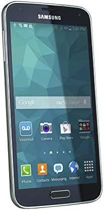 FreedomPop Samsung Galaxy S5 LTE - Black - No Contract (Certified Refurbished)