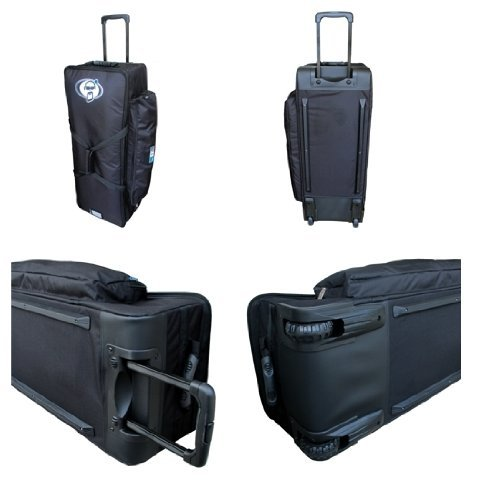 (Protection Racket 5028W-01 Small Rolling Hardware Bag)