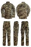 The Mercenary Company BDU Combat Pants + Jacket Set