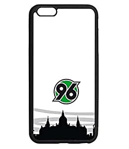 Case Cover For Teen Girls Iphone 6 6s Plus 5.5 Inch Case Football Logo Hannover 96 Creative Sports Football Image High Quality Hard Shell Skin