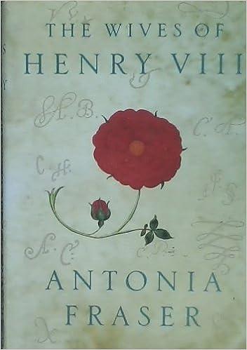 Pdf engelsk bøker nedlasting The Wives of Henry VIII by Antonia Fraser (Norsk litteratur) PDF iBook