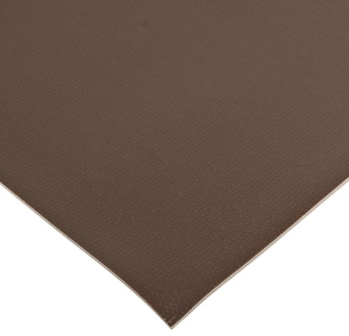 Notrax 136 Polynib Entrance Mat, for Lobbies and Indoor Entranceways, 3' Width x 5' Length x 1/4'' Thickness, Brown by NoTrax Floor Matting (Image #2)