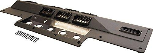 (AH118028 New Black Plastic AC Control Bezel for John Deere 4030 4040 4230 4240 + )