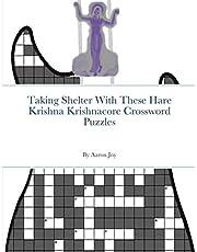 Taking Shelter With These Hare Krishna Krishnacore Crossword Puzzles