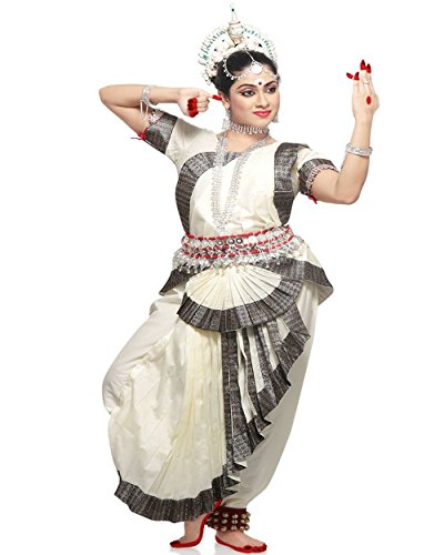 Bharatnatyam Costume (Bharatnatyam Dance Dress)