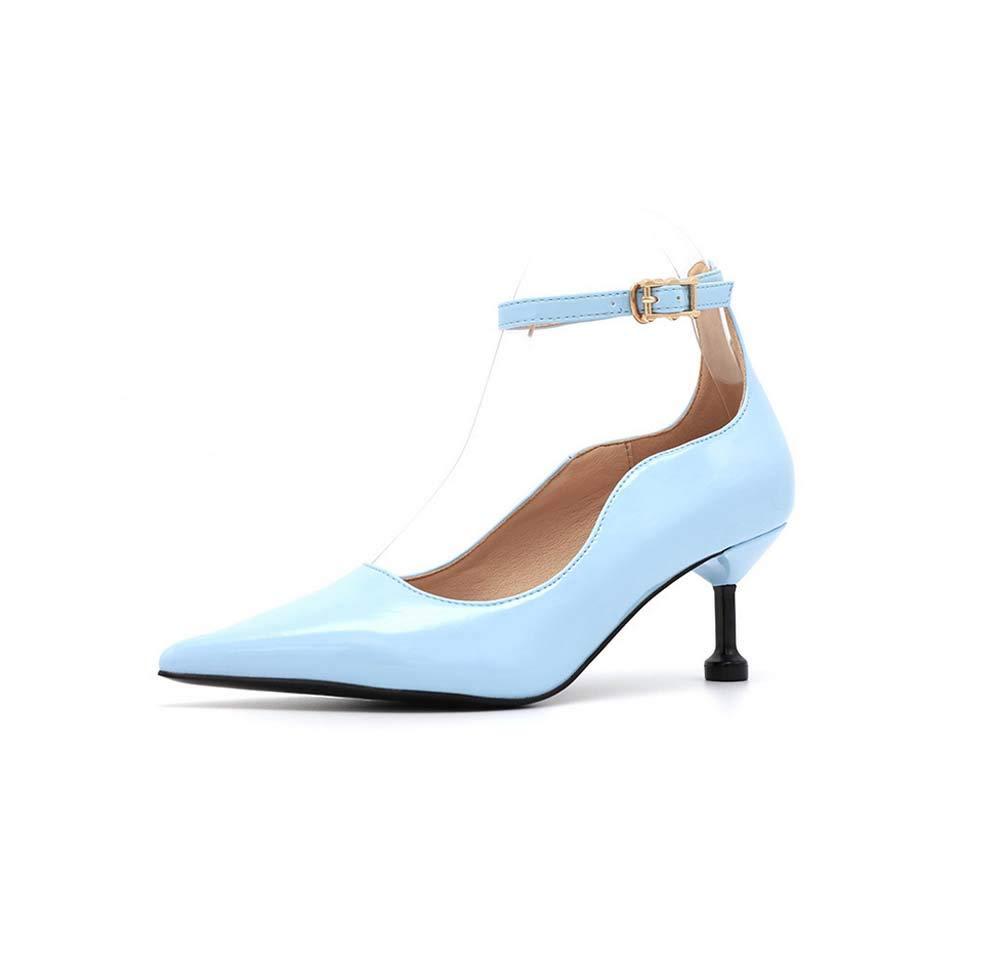 DUUQILI Frauen Sexy High Heels Schuhe Damen Prom Schuhe Niedriger Absatz Brautjungfer Abend Sandalen Ankle Stiefel