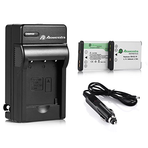 powerextra-2-pack-replacement-battery-and-charger-for-nikon-en-el19-and-nikon-coolpix-s32-s33-s100-s