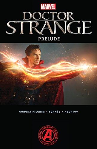 Strange Pilgrims - Marvel's Doctor Strange Prelude (Marvel's Doctor Strange Prelude (2016))