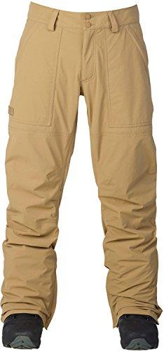 Burton Men's Gore-Tex Ballast Snow Pant, Kelp W18, ()