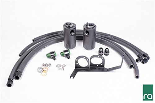 Subaru WRX Radium Engineering Dual Catch Can Kit for 2015