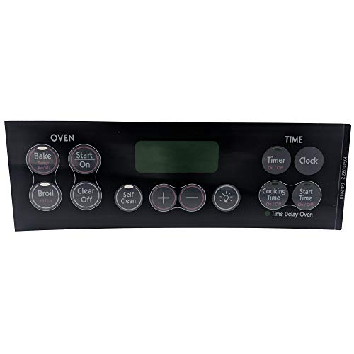 oven control panel ge - 5