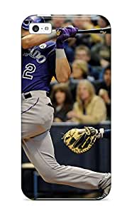 colorado rockies MLB Sports & Colleges best ipod touch4 cases 9728391K520921362