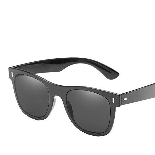 Aoligei Lunettes de soleil dames européennes grenouille lunettes de soleil C0bA6