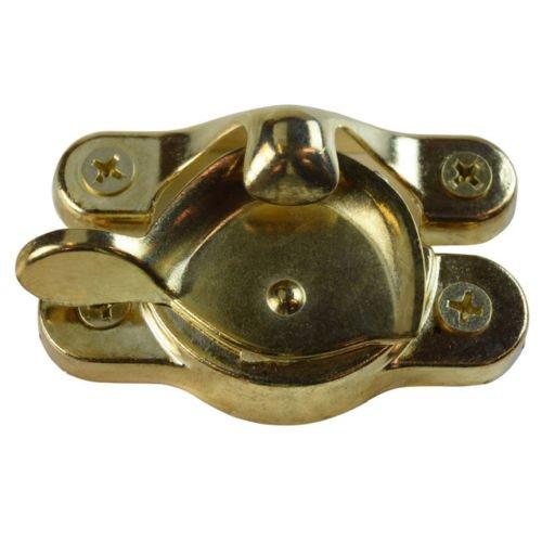 Belwith/Hickory Hardware PBH0248 Sash Lock - Bright Brass
