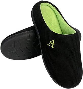 Aomo Love Unisex Memory Foam Slippers