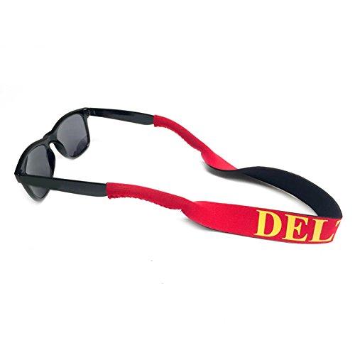 Delta Chi Sunglasses Holder for Sunglasses Fraternity Greek Beach Sunny - Sun Delta