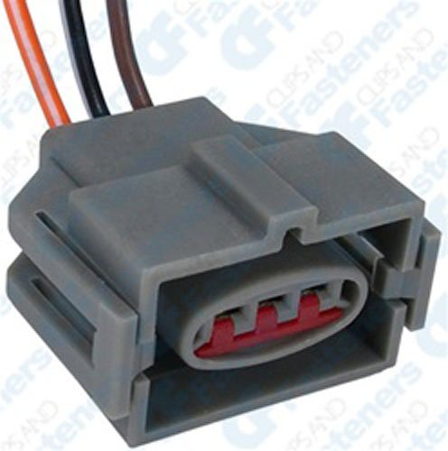 For Ford EGR Sensor Harness Connector Clipsandfasteners Inc